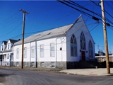 Historic Walter's AME Zion Church, 1882 (1835 foundation), Marguerite Carnell